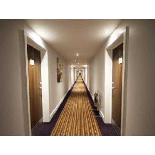 Egger Laminate Doorsets to the Bedroom Entrances at the Holiday Inn, Huntingdon