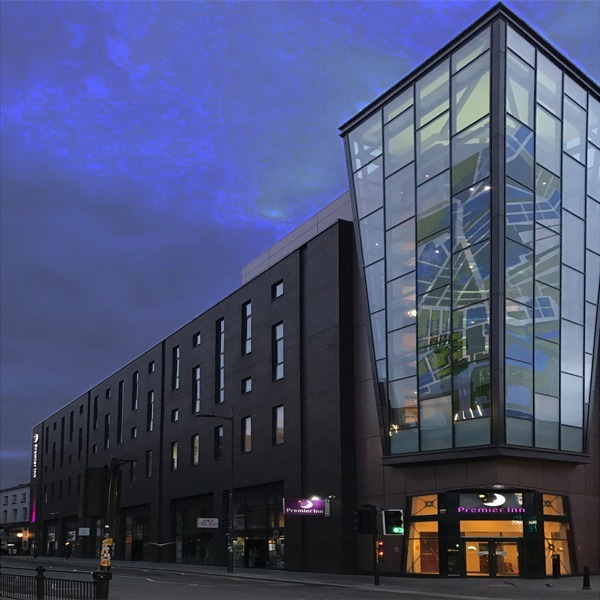 Premier Inn, Liverpool