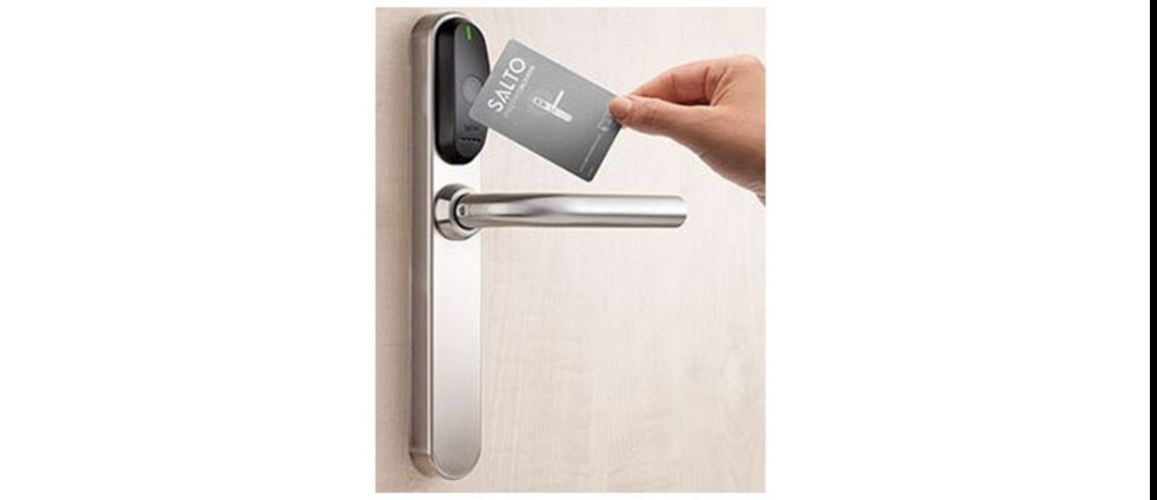PAS24 doorsets now available with Electronic FOB locking main image