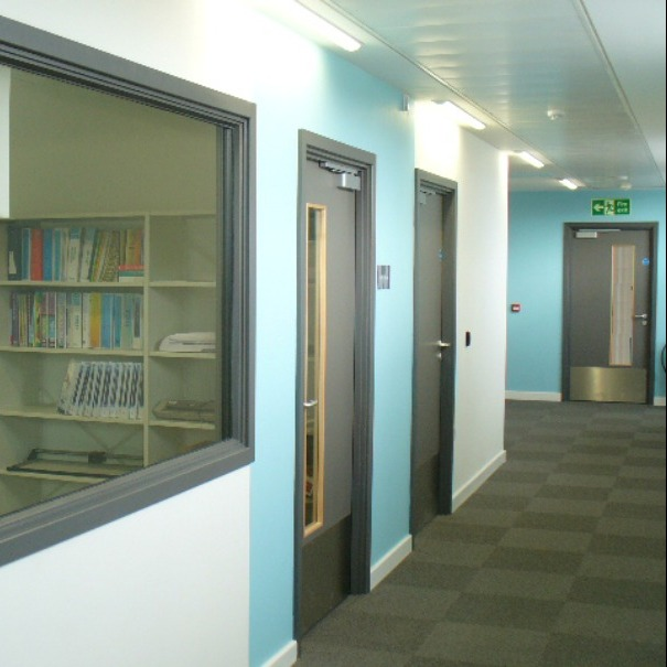 Education, Health & Care Projects recently supplied include: