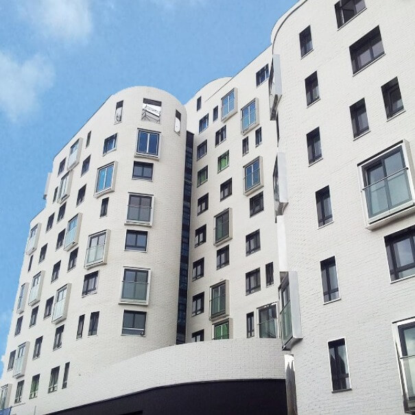 Residential projects recently supplied include: