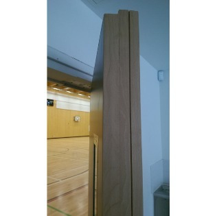 Sports Hall Doorsets