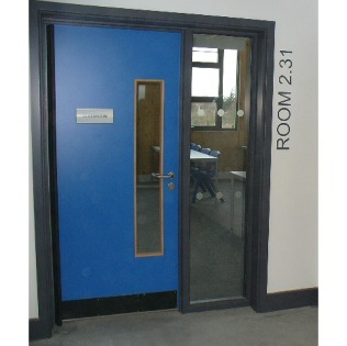 Laminate Doorsets with Side Screens