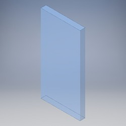 12.8mm Acoustic Laminated Glass (NFR, 40dB)