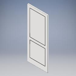 2 Panel (Inlay)