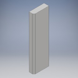 6mm Pencil Round