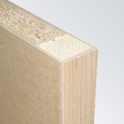 MDF Substrate, Softwood Framed, Flax Core, Lipped Long Edges (Concealed) - FD30