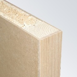 MDF Substrate, Softwood Frame, Tubecore, Lipped Long Edges (Exposed) - FD30