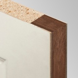 Primed Moulded Skin Face, Hardwood Framed, Particle Board Core - FD60