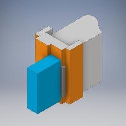 Timber System 2 (Rebated Frame)