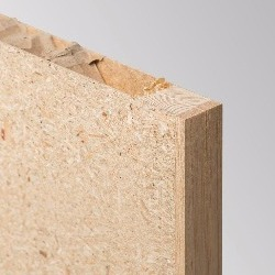 Chipboard Substrate, Softwood Frame, Hollow Core, Lipped Long Edges (Concealed)