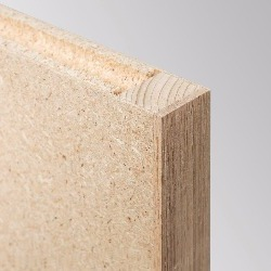 Chipboard Substrate, Softwood Frame, Tubecore, Lipped Long Edges (Concealed) - FD30