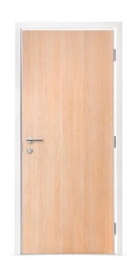 Homeguard Doorsets with Veneered Finishes (PAS24)