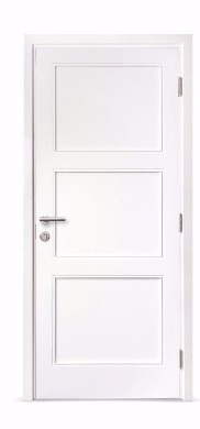 Contemporary Panelled Doors
