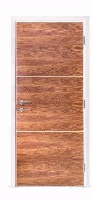 Veneered Inlay Doors