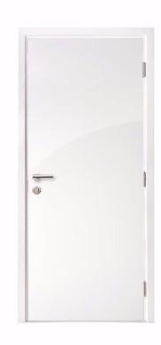 High Gloss White Door